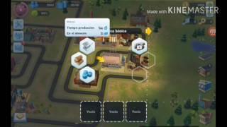 Nuevo juego!.construyendo mi ciudad#1