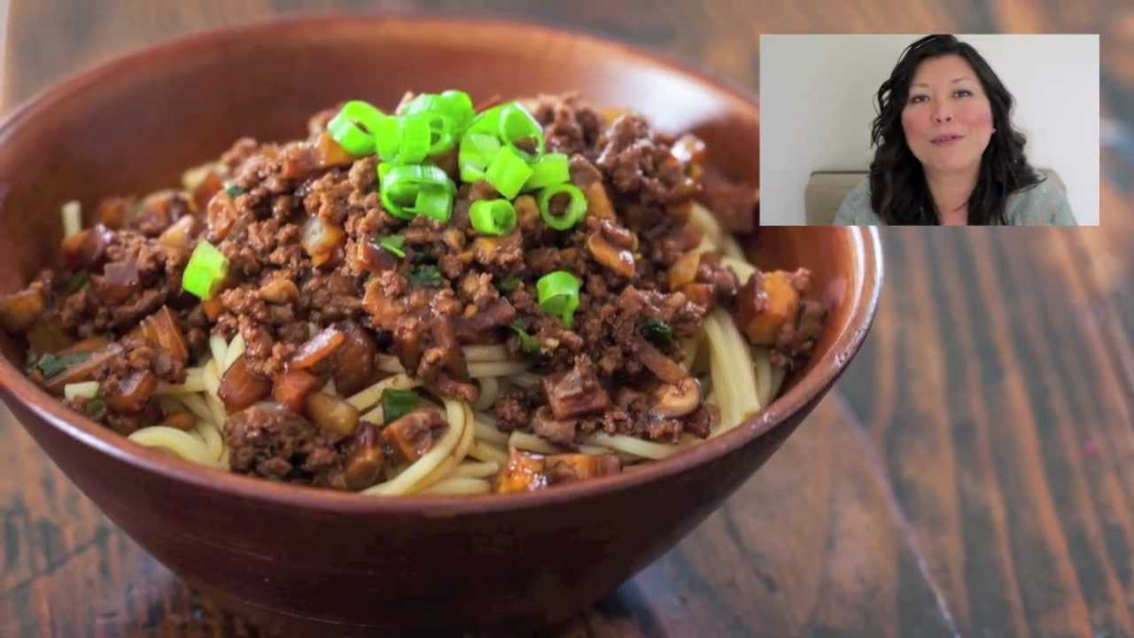 Taiwanese noodles with meat sauce recipe or taiwanese spaghetti taiwanese noodles with meat sauce recipe or taiwanese spaghetti youtube forumfinder Gallery