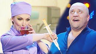 Массовая ВАКЦИНАЦИЯ в больницах 2021 ПОДБОРКА ПРИКОЛОВ Март Дизель шоу 2021