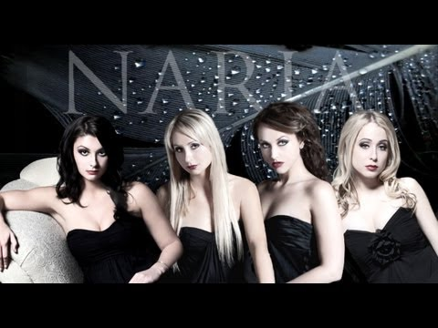 Video EPK of NARIA, classical crossover group