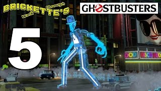 Part 5 The Battle for Times Square - LEGO Dimensions Ghostbusters Story Pack ALL MINIKITS + RESCUE
