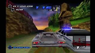 Need For Speed 3 Hot Pursuit | Aquatica | Hot Pursuit Race 190