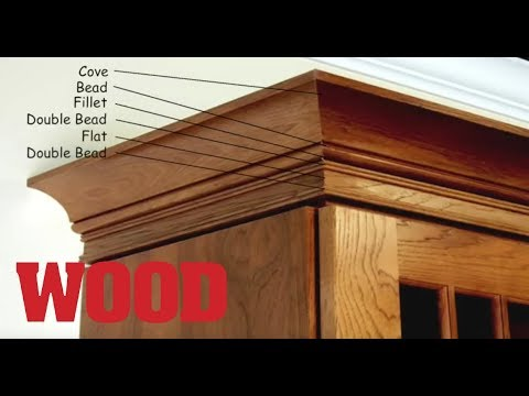How To Make Molding Profiles - WOOD magazine WWW17