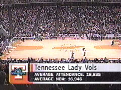 1998 SEC Tournament Tennessee vs  Alabama