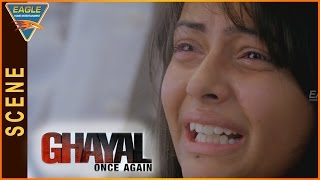 Ghayal once again hindi movie || aachal munjal gets emotional on sunny deol || sunny deol