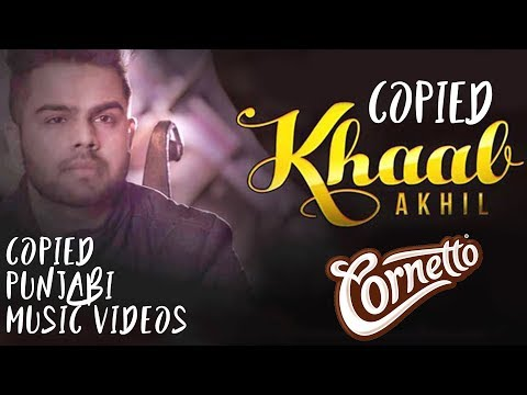 KHAAB Music Video COPIED FROM THIS CORNETTO AD?? Copied Punjabi Music Video!! | DHAAPOFIED | VIBES