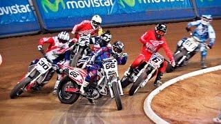 Finals Open Category | III Superprestigio Dirt Track - Barcelona 2015(UHD/4K)