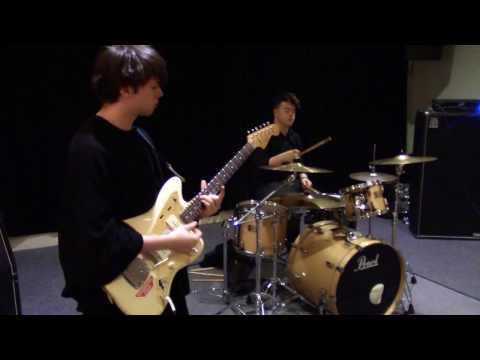 WCS Paisley HNC Music Rehearsal - Shadowplay