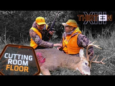 Mark Drury Takes His Sister on an Unforgettable Hunt! - The Cutting Room Floor