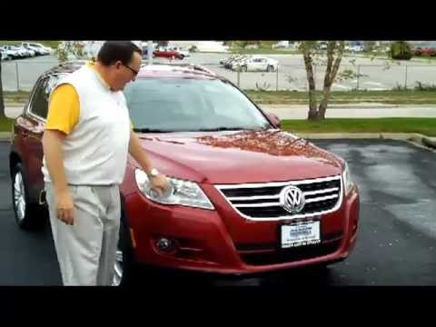 Used 2009 Volkswagen TIguan SE for sale at Honda Cars of Bellevue...an Omaha Honda Dealer!