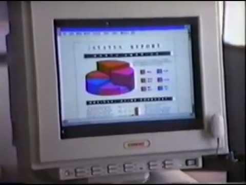 1994 Compaq Deskpro commercial
