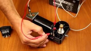 Электроприводы стеклоочистителя TMC