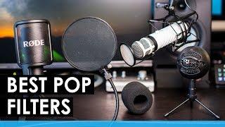 Best Pop Filters Reviewed — Pop Filter VS. Windscreen