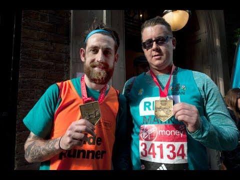 'The Best Day of my Life' - London Marathon 2017   Team RNIB