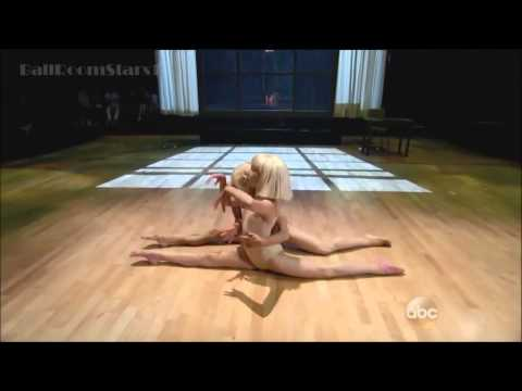 Sia 'Chandelier' Dancing With The Stars, Ft Maddie Ziegler & Allsion Holker