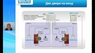 Настройка и конфигурирование контроллера Болид С2000-2