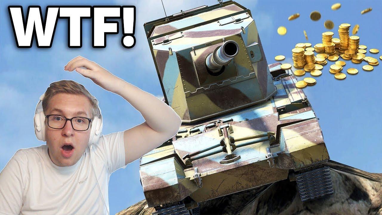 WTF! – AMUNICJA PREMIUM NIC NIE DAJE? – World of Tanks