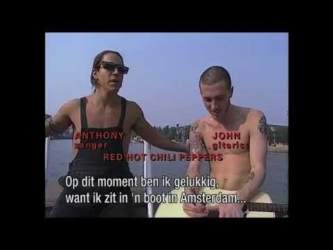 Red Hot Chili Peppers VPRO HD- Anthony And John In Amsterdam 1991