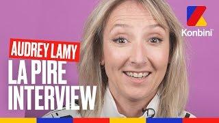 Audrey Lamy - la pire interview