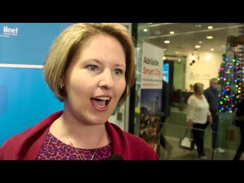 Invest Adelaide - Smart City Studio Launch