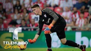 Unai Simón, la inesperada arma del Athletic sobre el Real Madrid | La Liga | Telemundo Deportes