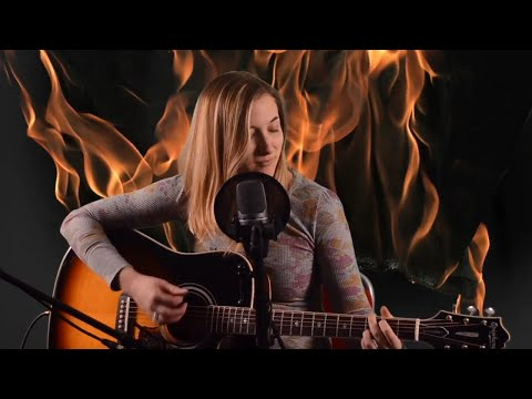 Slow Burn (Kacey Musgraves acoustic cover) - Kim Boyko [92]