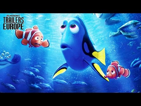 All the cutest characters ft. Baby Dory & Piper | FINDING DORY Clip Compilation
