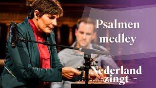Nederland Zingt: Psalmen medley door Kinga Bán