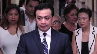 No military, communists in Tindig Pilipinas — Trillanes