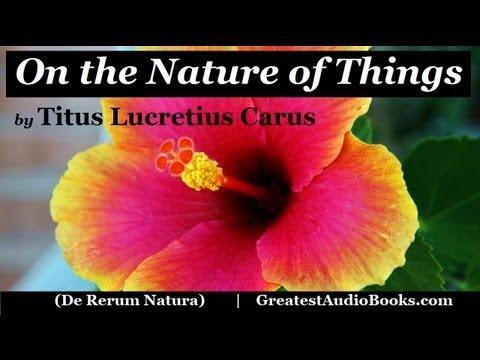 ON THE NATURE OF THINGS Titus Lucretius Carus - FULL AudioBook | Greatest Audio Books