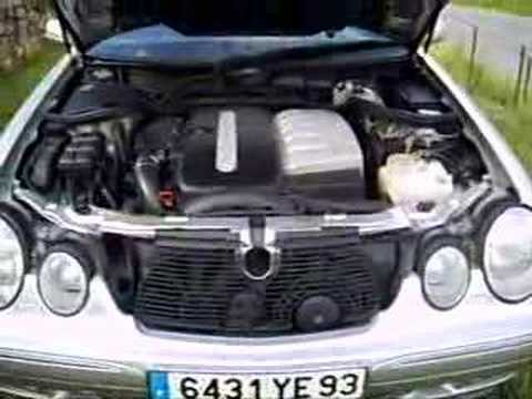 mercedes e 320 cdi engine youtube. Black Bedroom Furniture Sets. Home Design Ideas