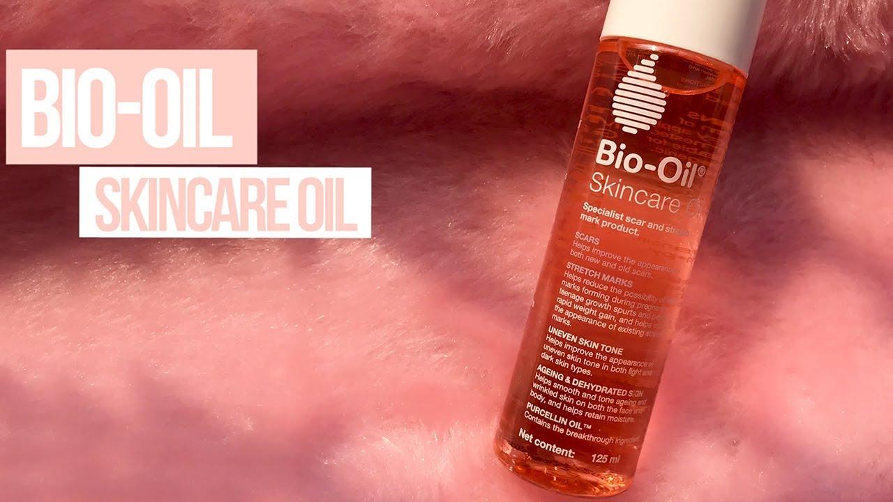 Bio oil skincare review