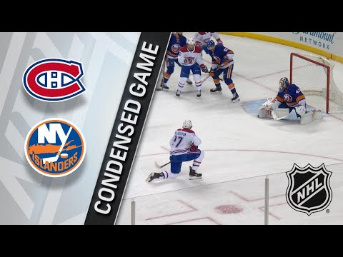 03/02/18 Condensed Game: Canadiens @ Islanders