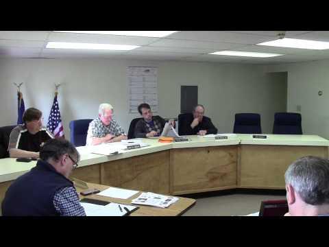 04/07/15 Oakland Council video. Gary Smith RSU-18 Budget