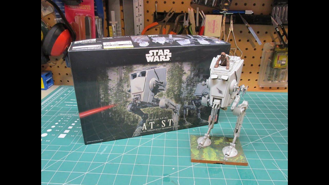 plastic model kit instructions