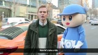 Tips for foreigners to travel Gangnam safely! - Using taxi