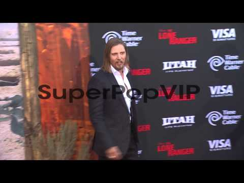 Barry Pepper at 'The Lone Ranger' Los Angeles Premiere Ba...