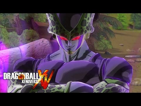 Dragon Ball XENOVERSE - Jump Festa Trailer