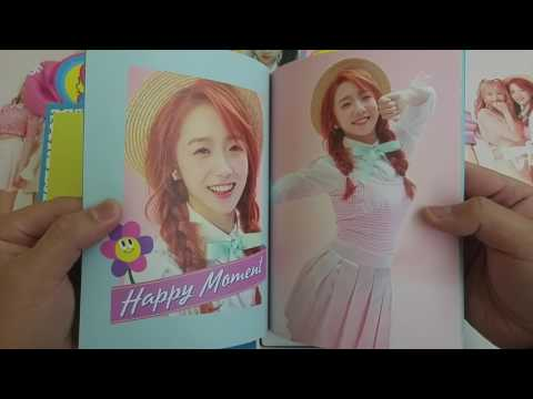 Thumbnail: WJSN THE 1st ALBUM《HAPPY MOMENT》FULL UNBOXING