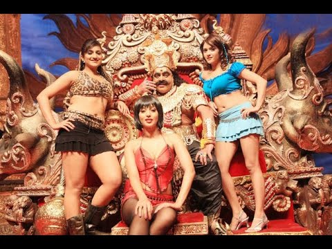 Katari Veera Surasundarangi Kannada Movie | Oo La Laa | Hot Video Song HD | Upendra, Ramya
