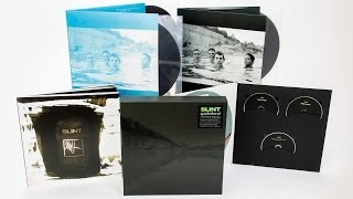 Slint Spiderland (remastered) Box Set contents ( official video )