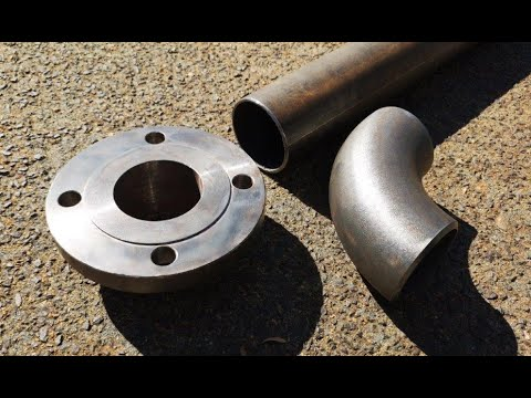 Pipe fitting - aligning pipes, flanges & elbows MEM05011D - Assemble Fabricated Components