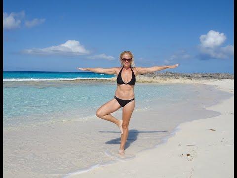 SE1 EP18. Cruiser's life at anchor Georgetown, Bahamas - Part 2.  Sailing Trio Travels.