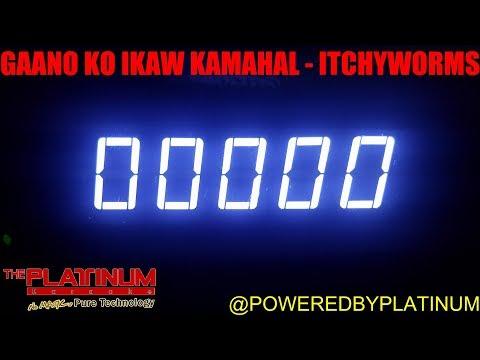 Gaano Ko Ikaw Kamahal - Itchyworms (PH Karaoke)