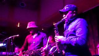 Elan Trotman & Marcus Anderson - Always There (Smooth Jazz Family)