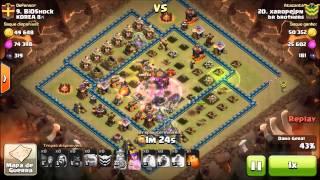 Clash Of Clans - Xaropejpn - br brothers - GoHo