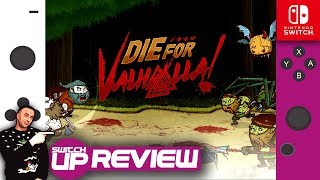 Die For Valhalla: Nintendo Switch Review (Fantastic value brawler!)