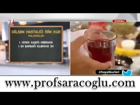 Prof. Dr. İbrahim SARAÇOĞLU Hayat Kürleri Behçet Hastalığı, Selülitler Için Kürler