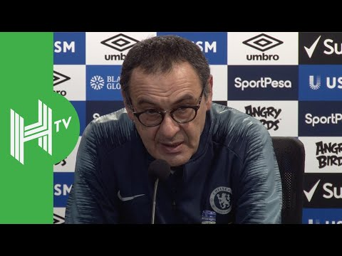 Maurizio Sarri: Chelsea have HUGE mental problem!