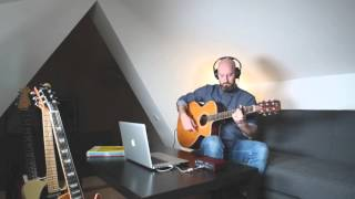 focusrite record acoustic guitar with the scarlett 2i2